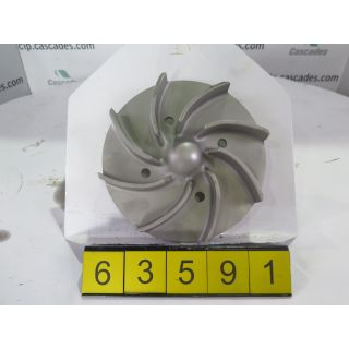 IMPELLER - GOULDS - CV 3196 MT - 2 X 2 - 17 - USED
