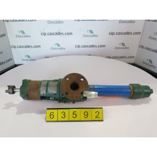 PUMP - PROGRESSIVE CAVITY - MOYNO CDF - SEEPEX -  USED
