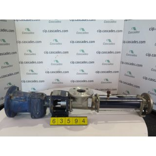 PUMP - PROGRESSIVE CAVITY -MOYNO BN 2-12 - SEEPEX - USED