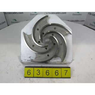 IMPELLER - GOULDS 3196 M - 2 X 3 - 13 - STORE SURPLUS