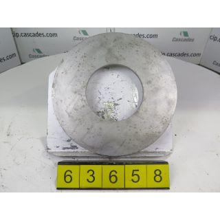FRONT PLATE - GORMANN RUPP T6A60B - 5.750 X 8 - 12.5