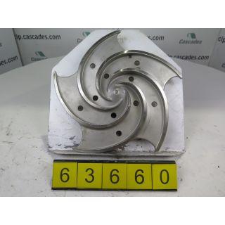 IMPELLER - GOULDS 3196 M - 1.5 X 3 - 13 - STORE SURPLUS