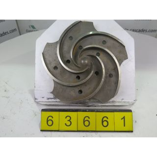 IMPELLER - GOULDS 3196 M - 1.5 X 3 - 13 - USED