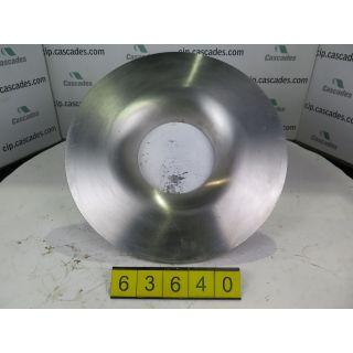 FRONT PLATE - ALLIS-CHALMERS PWO - 8 X 6 - 21