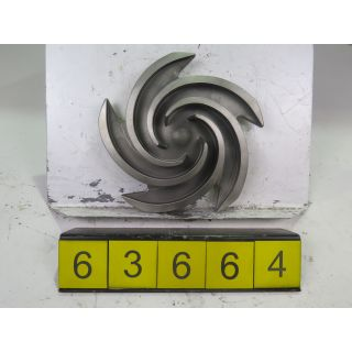 IMPELLER - GOULDS 3196 S - 1 X 1.5 - 10 - STORE SURPLUS