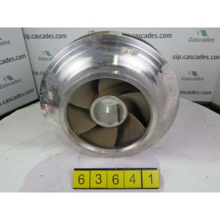 IMPELLER - GOULDS 3405 L - 10 X 12 - 17 DV - USED
