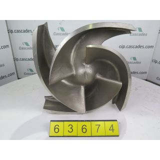 IMPELLER - ALLIS-CHALMERS PWO-A3 - 10 X 8 - 21