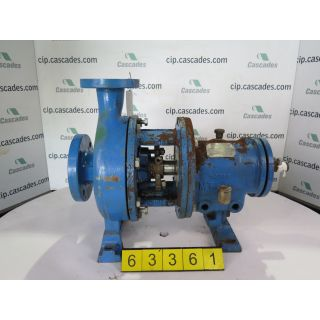 WATER PUMP - GOULDS 3196 MT - 2 X 3 - 8