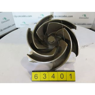 IMPELLER - GOULDS 3196 XLT - 6 X 8 - 15 - STORE SURPLUS