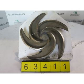 IMPELLER - GOULDS 3196 MT - 2 X 3 - 13 - USED