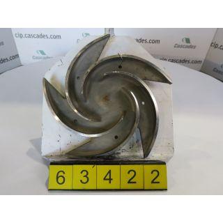IMPELLER - GOULDS 3196 MT - 3 X 4 - 13 - STORE SURPLUS