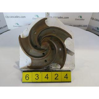 IMPELLER - GOULDS 3196 MT - 1.5 X 3 - 13 - STORE SURPLUS
