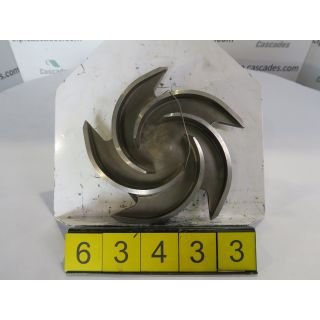 IMPELLER - GOULDS 3196 MT - 2 X 3 - 10 - STORE SURPLUS