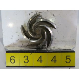 IMPELLER - GOULDS 3196 ST - 1 X 1.5 - 6 - STORE SURPLUS