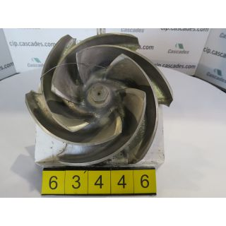 IMPELLER - GOULDS 3196 XLT - 6 X 8 - 15 - USED