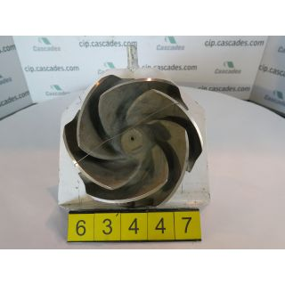 IMPELLER - GOULDS 3196 XLT - 6 X 8 - 13