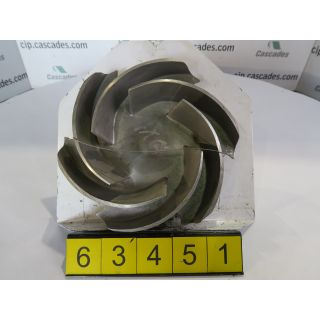 IMPELLER - GOULDS 3196 MT - 4 X 6 - 13 - USED