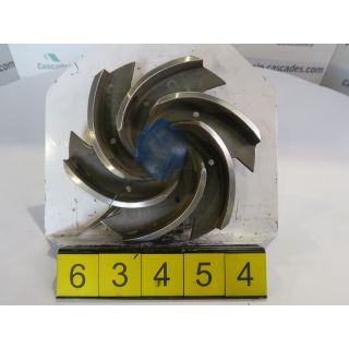 IMPELLER - GOULDS 3196 LTX - 3 X 4 - 13 - STORE SURPLUS