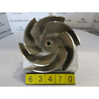 IMPELLER - GOULDS 3196 XLT - 8 X 10 - 13 - STORE SURPLUS