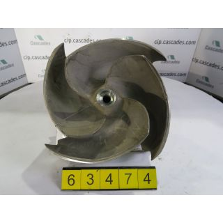 IMPELLER - GOULDS 3175 M - 10 X 12 - 18 - USED