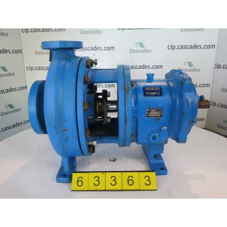 WATER PUMP - GOULDS 3196 MTX - 1.5 X 3 - 10