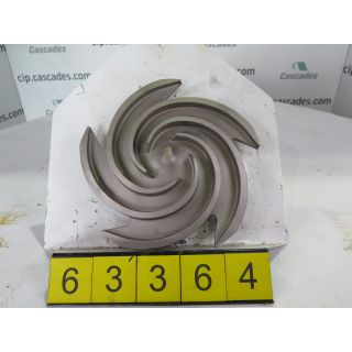 IMPELLER - GOULDS 3196 MT - 1 X 2 - 10 - USED