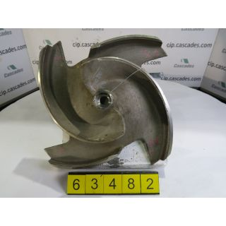 IMPELLER - GOULDS 3175 M - 6 X 8 - 22 - USED