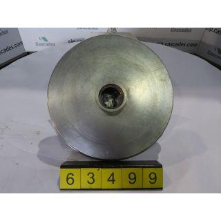 """BACK PLATE - GOULDS 3196 LT - 13"""""""