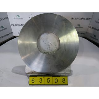 DISCHARGE SIDE PLATE - GOULDS 3135 M - 18""