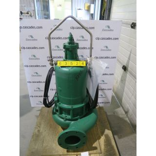 SUBMERSIBLE PUMP - HYDROMATIC - S6L1500M5-4