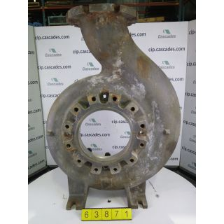 VOLUTE - ALLIS-CHALMERS PWO A2 - 10 X 8 - 17