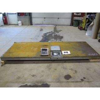 FLOOR SCALE - BIM - MS10420 - USED