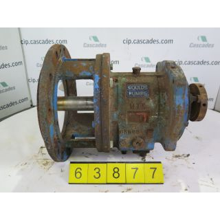 """PULLOUT - GOULDS 3196 MTX - 10"""" - USED"""