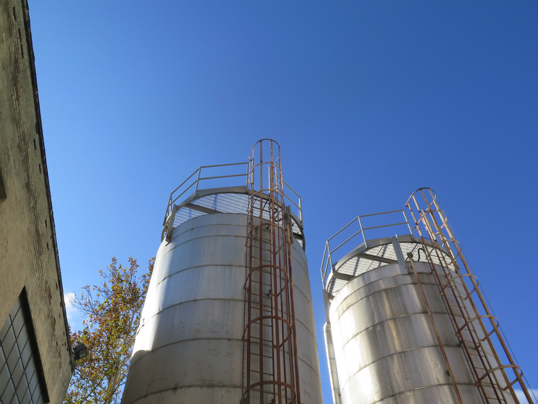 TANK FOR SALE - #6 OIL GRADE BUNKER C FUEL STORAGE TANK