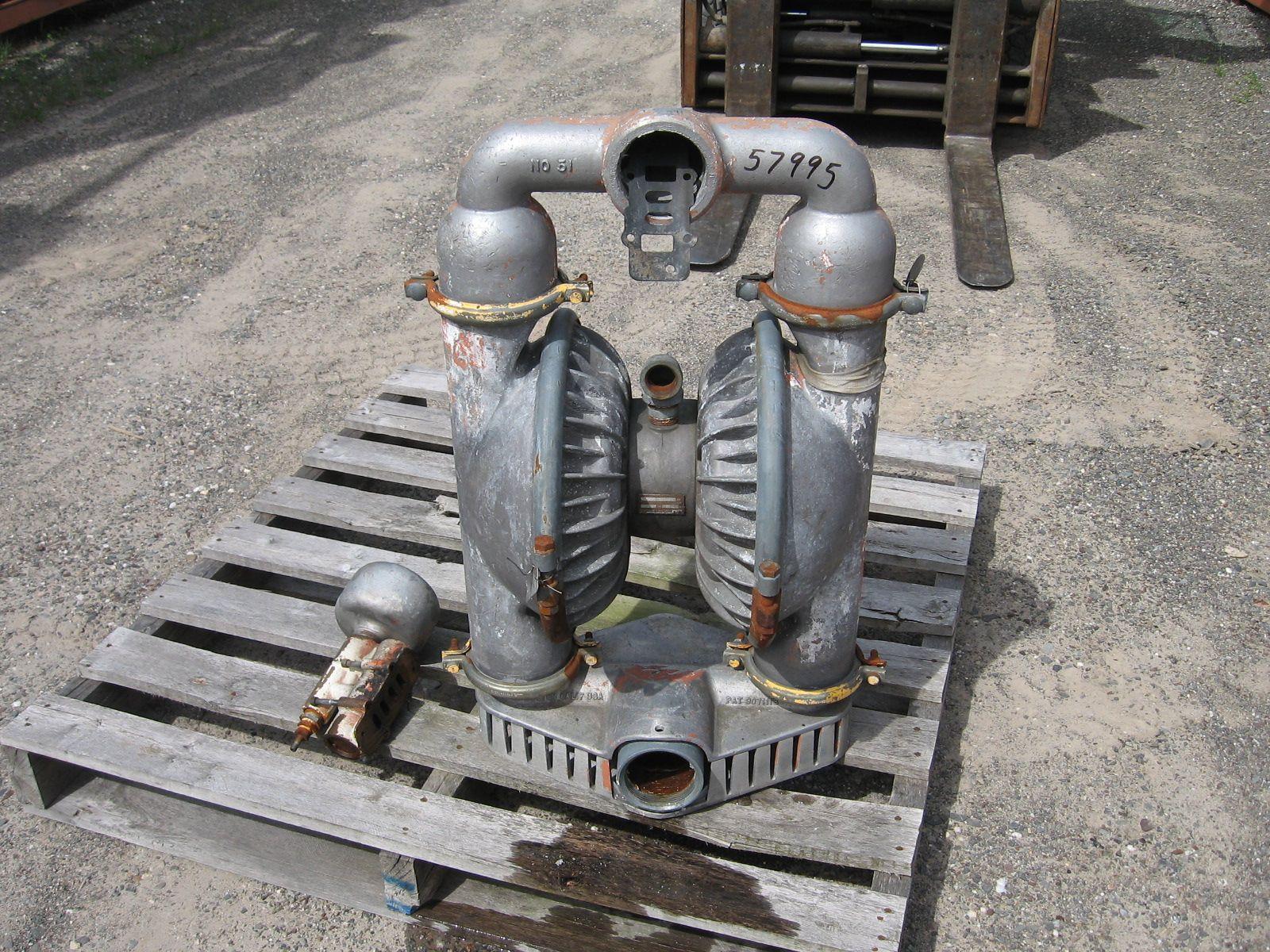 Pump Wilden M15 3 X 3