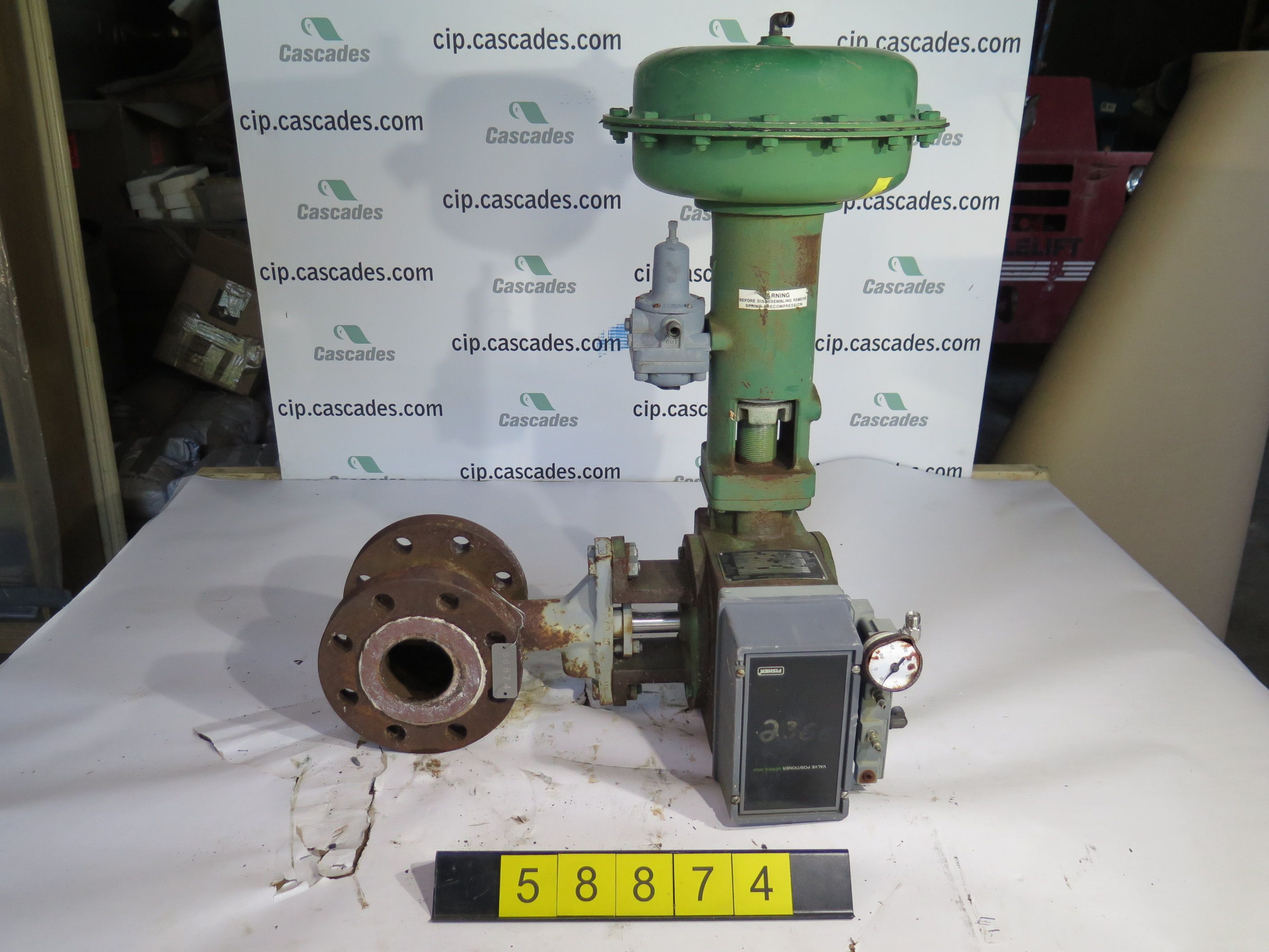 Used globe valve rotary controls valve fisher 1052 v500 3 used globe valve rotary controls valve fisher 1052 v500 3 for sale publicscrutiny Gallery