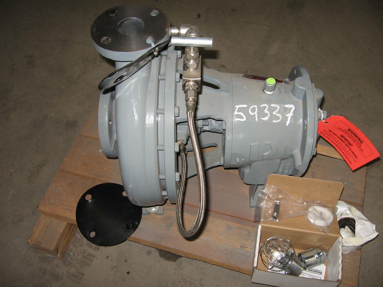 PUMP - INGERSOLL-DRESSER HOC3+ - 3 x 2 - 13