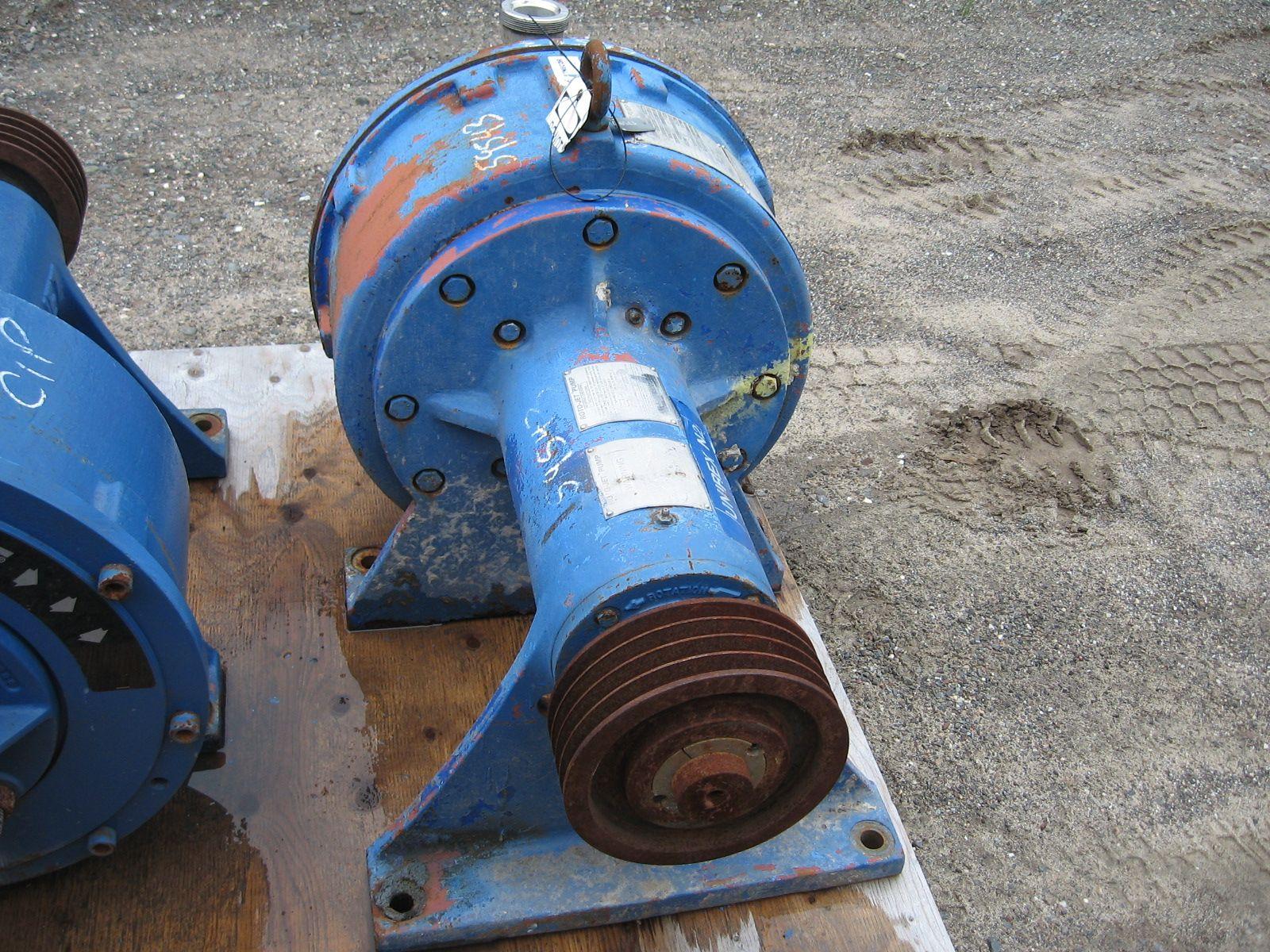 HIGH PRESSURE PUMP - ROTO-JET S-600 - RGB III - 2 X 2