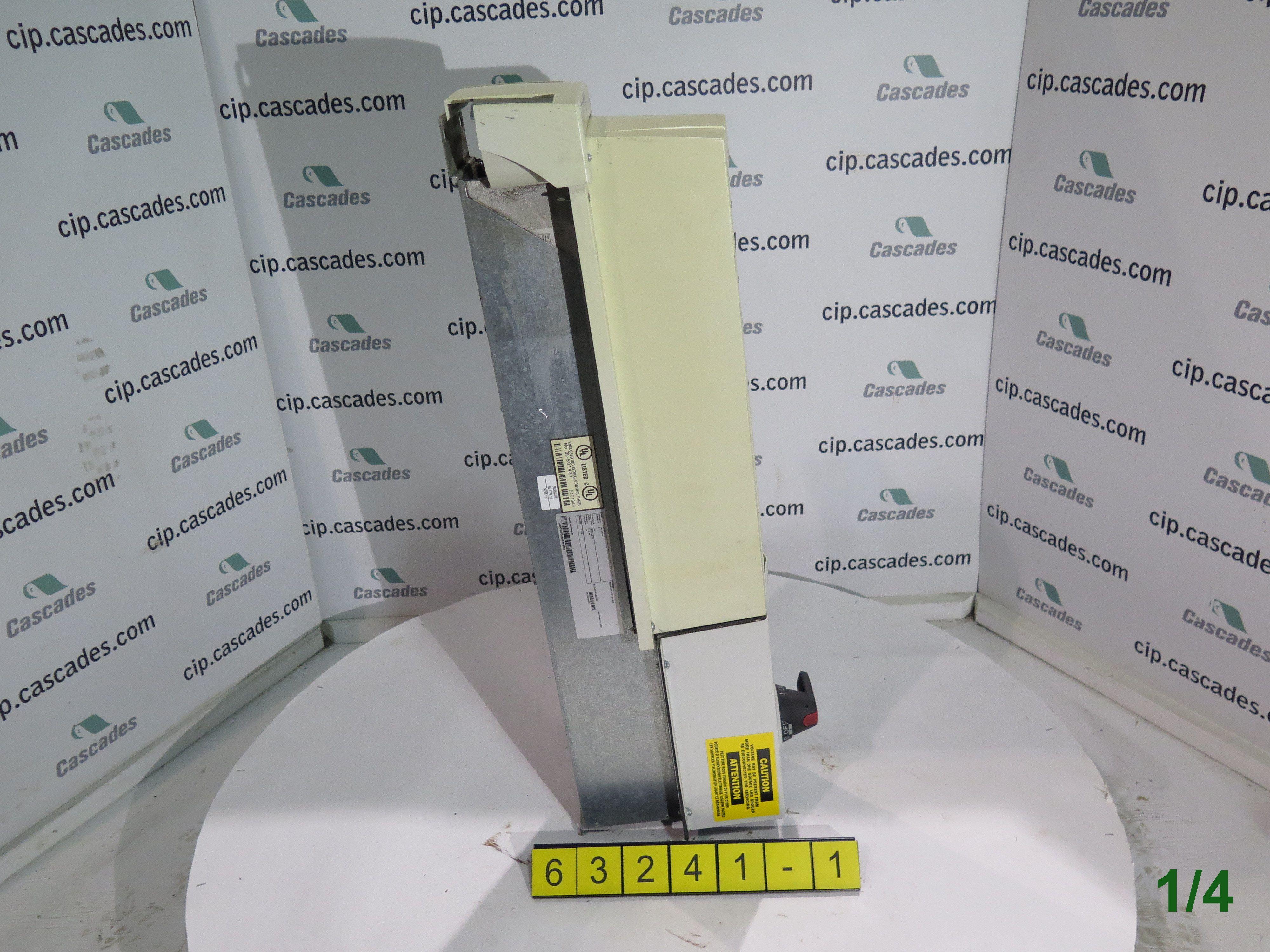 DRIVE - AC - 7.5 HP - ABB - HVAC Drive ACH550 on