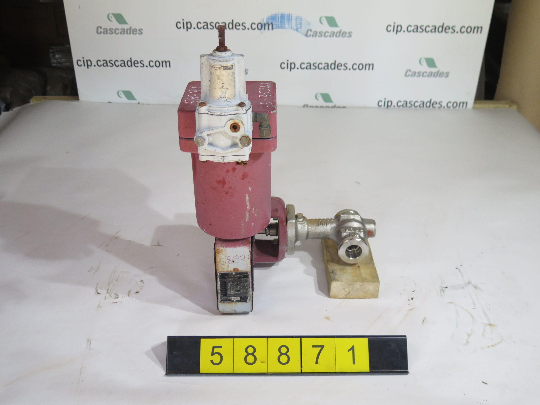 Rotary globe valve masoneilan 35 35212 1 used publicscrutiny Gallery
