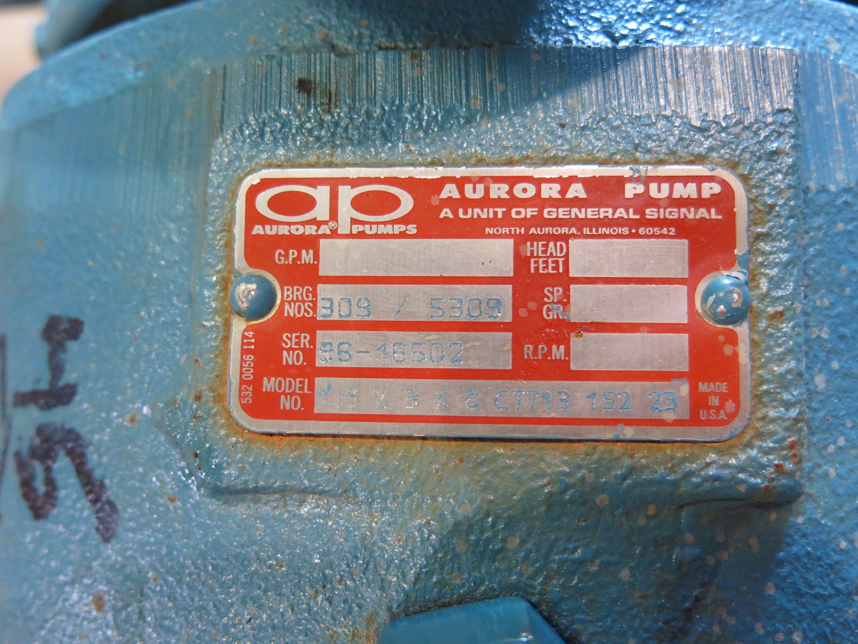 PUMP - AURORA CT713 152 23 - 1 5 X 3 - 6