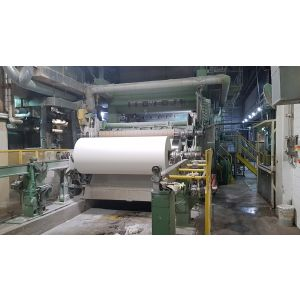 TISSUE PAPER MACHINE - ER-WE-PA - 9 to 22 BASIS WEIGHT - 4500 FPM
